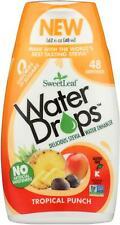 SweetLeaf Water Drops by SweetLeaf, 1.62 oz Tropical Punch