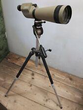 Kowa TSN-2 77mm Straight Spotting Scope 25x Eyepiece & Tripod 22C