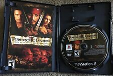 Pirates of the Caribbean: The Legend of Jack Sparrow PS2 Play Station Video Game