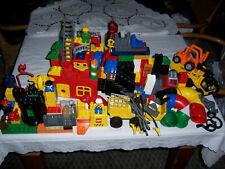 LEGO Duplo Sammlung - Bausteine Gesamtgewicht 4,720 Kg.