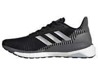 Adidas Solar Glide ST 19 Damen Laufschuhe Licht Schwarz Sneakers 2019 - EF1466
