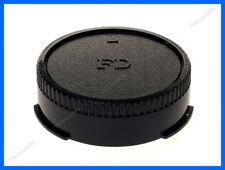 Rear Lens Cap for Canon FD Mount Lens F-1 FTb TLb TX AE1 T80 A1 T7