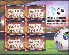 Sierra Leonean Football Sports Postal Stamps