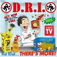 "D.R.I. - But Wait ... There's More! [New 7"" Vinyl]"