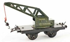 Train HORNBY  WAGON GRUE 10 tonnes -  echelle 0  / jouet ancien