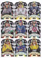 ^2002 Press Pass SHOWMAN #S5A Dale Jarrett BV$8!!