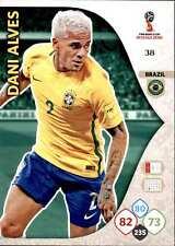 Panini WM Russia 2018 -  Nr. 38 - Dani Alves - Team Mate