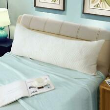 WhatsBedding Full Body Pillows for s -Removable Zippered Bamboo Cover Breathable