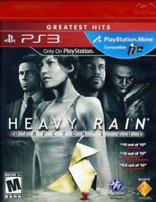 Heavy Rain:Director's Cut (Sony PlayStation 3 2016)