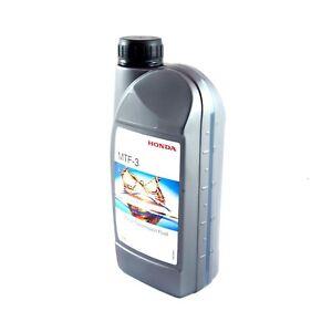 Genuine Honda MTF-3 Gearbox Oil -1 Litre - MTF3 Civic Integra S2000  Accord Jazz