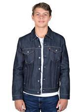 Levi's Mens The Trucker Jacket Raw Denim 723340023
