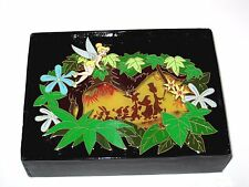 LE JUMBO Disney Pin✿Featured Artist Tinker Bell Tink Lost Boys Peter Pan Leader