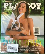 US Playboy July/august 2018 Summer Comedy