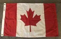 Annin Flagmakers 2 ft. X 3 ft. Nyl-Glo Nylon Canada Flag Indoor/Outdoor 191334
