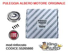 PULEGGIA ALBERO MOTORE ORIGINALE ALFA ROMEO 159 GT 147 156 1.9 JTD JTDM