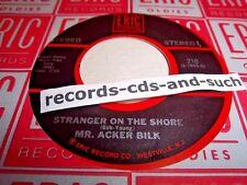 MR. ACKER BILK-STRANGER ON THE SHORE/SUMMER SET-ERIC 210 NM 45