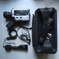 TOP Zustand! ?? BAUER S 2035 XL Macro Super 8 Tonfilmkamera plus Zubehör!