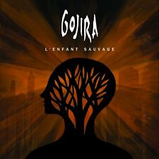 Gojira 'L'Enfant Sauvage' CD/DVD - NEW