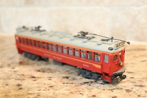 Pacific Electric Brass Suydam HO Scale  Portland Coach Painted