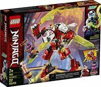 Lego 71707 LEGO NINJAGO Kai's Mech Jet 71707 Building Kit New 2020 (217 Pieces