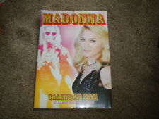 MADONNA - 2011 Calendar New & Sealed  MDNA