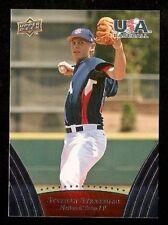 Stephen Strasburg 2008 Upper Deck USA Baseball #21 Rookie Card rC QUANTITY