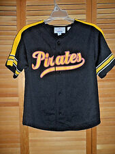 YOUTH STARTER  PITTSBURGH PIRATE JERSEY - KENDALL  # 18 - SIZE M