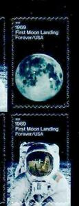 US Sc 5400-1 Apollo Eagle has landed 50th Anniversary of First Moon Landing