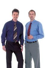 Uneek Regular Fit Button Cuff Formal Shirts for Men