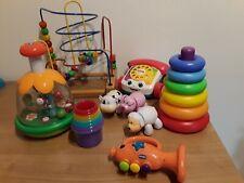 Spielzeugpaket Kleinkind Baby  chicco