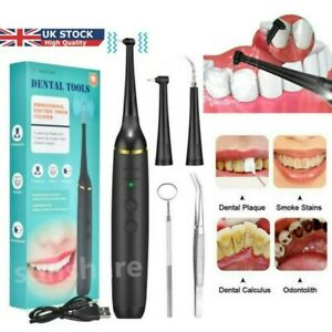 Tooth Clean Dental Scaler Ultrasonic Teeth Whitening Tartar Plaque Stain Remover