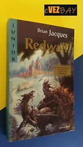REDWALL - Brian Jacques - 2001 Mondadori JUNIOR - Libro per RAGAZZI dai 12 anni