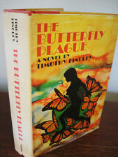 1st Edition BUTTERFLY PLAGUE Timothy Findley FIRST PRINTING Fiction CLASSIC