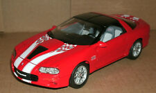 1/24 Scale 2002 Chevrolet Camaro SS 35th Anniv. Coupe Diecast Model  Welly 22424