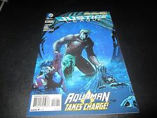 JUSTICE LEAGUE #12 NEW 52 VARIANT KEY ISSUE !!
