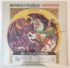 Bob Marley & The Wailers - Confrontation - SEALED 1983 Island Promo 90085-1