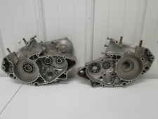 1989 Suzuki RM250 RM 250 Engine Motor Crankcase Center Case Cases 89 90 91 92