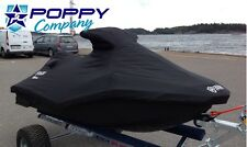 2014 2015 2016 2017 Seadoo Spark 2 Seater PWC Cover Fitted Black Trailerable 2UP