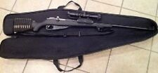 Rifle Case 52in Rifle Shotgun Padded Bag Storage Water Resistant w/ Black Trim