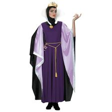 Evil Queen Deluxe Disney Wicked Adult Women Snow White Villain Halloween Costume