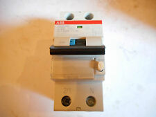 ABB DS201 BSC20 AC30 CIRCUIT BREAKER W/ OVERCURRENT PROTECTION RCBO 306-5033 NEW