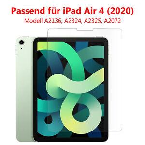 """✅Panzer Schutzfolie für iPad Air 4 (2020) 10,9"""" Display-Schutzglas 9H SINTECH✅"""