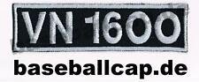 Patch Aufnäher Nr.37 VN1600  Colour Aufnäher Patches Embleme