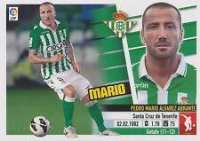 N°06A PEDRO MARIO ALVAREZ # ESPANA REAL BETIS STICKER PANINI ESTE LIGA 2014