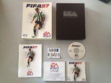 FIFA 97 EA Sports PC FR Big Box carton Eurobox