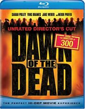DAWN OF THE DEAD (2004 Director's Cut) -  Blu Ray - Sealed Region free for UK