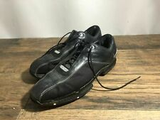 Nike Tiger Woods Tw Collection 2009 Golf Shoes Black Size 11 Rare Original $279