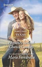 Fortunes Second-Chance Cowboy (The Fortunes of Texas: The Secret Fortunes) by M