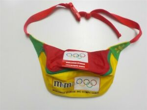 1992 Barcelona Olympics M&Ms Fanny Pack Made by Adidas