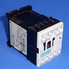 SIEMENS 24VDC 10A CONTACTOR RELAY, 3RH1131-1BB40